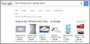 buy epsom salt online india