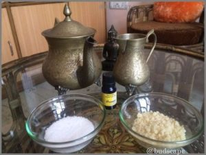 make epsom bath salt at home