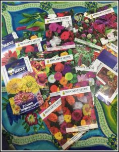 Biocarve seed packets