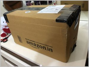 amazon india shopping experience